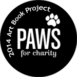 Paws for Charity, Art Book, Animal Adoption